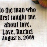 Father Of The Bride Hanky 4B With G.. on Luulla