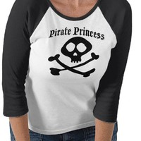 Pirate Princess T-shirt from Zazzle.com