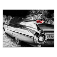 Antique Chrome Car Print from Zazzle.com