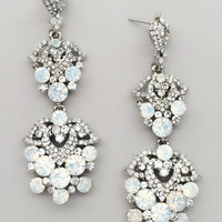 Iccarus Crystal Statement Earrings