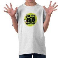 I&#x27;m The Big Brother Tshirts from Zazzle.com