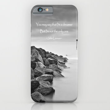 A Dreamer iPhone & iPod Case by Alice Gosling