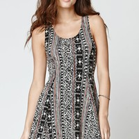 Vans Slammin Dress - Womens Dress - Multi