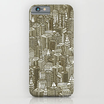 City Visions iPhone & iPod Case by Texnotropio