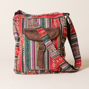 Gheri Nepalese Woven Bag