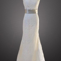 Custom Make Vintage Wedding Dress A.. on Luulla