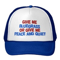 Give Me Bluegrass, or Give Me Peace and Quiet!