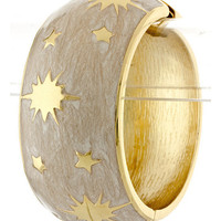 Shimmering Astrid Bangle – Modeets