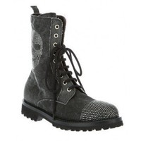 PHILIPP PLEIN Skull boot