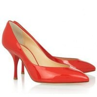 Giuseppe Zanotti Patent-leather pumps