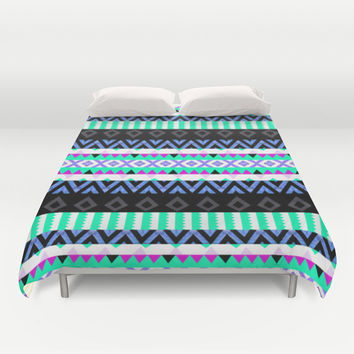 Mix #372 Duvet Cover by Ornaart