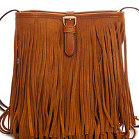 Fringe Kiss Me Purse