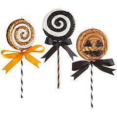 Pier 1 Imports - Product Details - Assorted Lollipop Ornaments