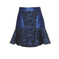 Stella Mccartney Jacquard Woven Skirt - LoLoBu