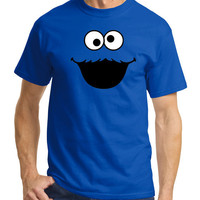 "Adult ""Cookie"" T-Shirt Mens S-M-L-XL-2XL-3XL-4XL-5XL-6XL"