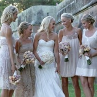 Outdoor Wedding Gowns  Discount Wedding Gown