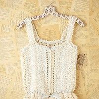 Free People Vintage Crochet Tank