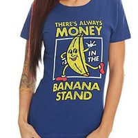 Arrested Development Banana Stand Girls T-Shirt - 129782