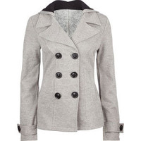 FULL TILT Twill Womens Peacoat 203596125 | Jackets | Tillys.com
