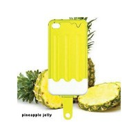 Icelick Iphone 4 / 4S Cases -- Pineapple Jelly