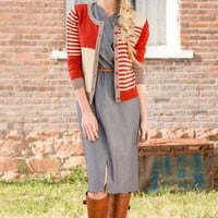 Olivia Sweater Rust