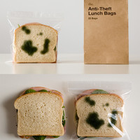 Anti-Theft Lunch Bags - Design Milk