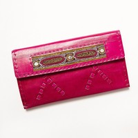 Free People Mesa Leather Wallet