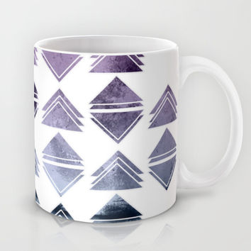 Rhombus triangles Mug by VanessaGF