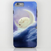 Guard Your Heart. Protect Your Dreams. (Polar Moon) iPhone & iPod Case by Soaring Anchor Designs