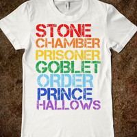 Harry Potter Appreciation shirt  - Everything for your Starkid, Glee and Harry Potter needs!