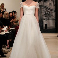 Reem Acra - Spring 2012 : Wedding Dresses Gallery : Brides