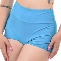 Maybelle Retro Inspired High Waist Swim Bottoms