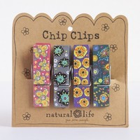 Wooden Chip Clips