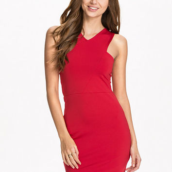 Cross Top Dress, NLY Trend