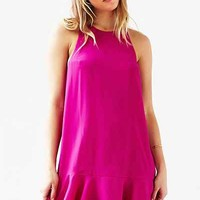 Lucca Couture Drop-Waist Shift Dress - Urban Outfitters