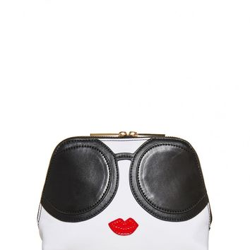 alice + olivia   STACEY FACE COSMETIC BAG