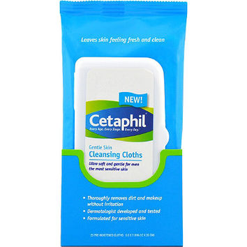 Gentle Skin Cleansing Cloths 25 Ct