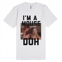 Im A Mouse | Fitted T-shirt | SKREENED
