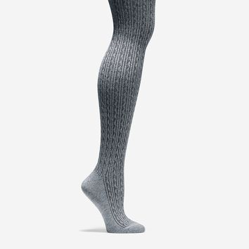 Wooly Cable Tights