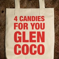 Glen Coco (Halloween Bag) - Ladies Costumes and Awesome Shirts