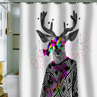 DENY Designs Home Accessories | Kris Tate Wwww Shower Curtain