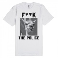 F**k The Police (black and white)