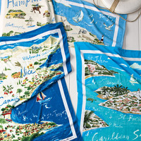 Ralph Lauren Home Destination Beach Towels
