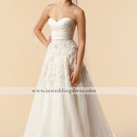 Beach Wedding Dresses-Style BC335