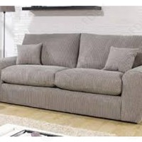 Lebus Upholstery Sofas - Lebus Venice Fabric 3 Seater Sofa