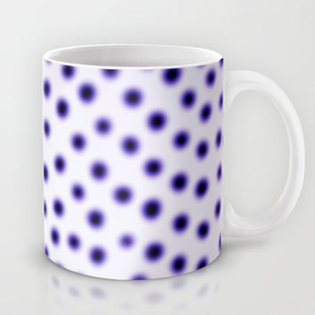 dots of focus Mug by Austeja Saffron
