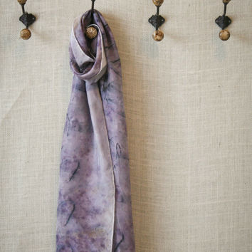 Rudra's Storm, eco friendly, hand dyed silk scarf, natural dyes, classic style scarf, artisan, silk, scarf, accessory, wearable art