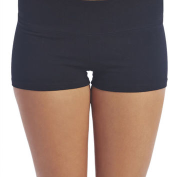 Solid Shortie Short | Wet Seal