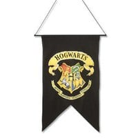 Amazon.com: Harry Potter Hogwart's Printed Wall Banner: Toys & Games