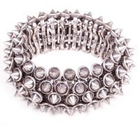 Spike Stud Bracelet | MessesOfDresses.com